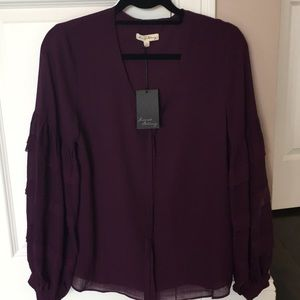 Jane and Delancey Blouse